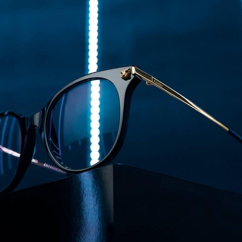 panthere de cartier 2018 eyewear collection