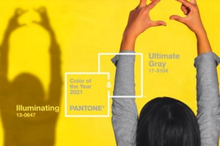 Ultimate Grey and Illuminating: Pantone's 2021 colours of the year spark hope and despair