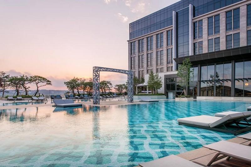 paradise hotel and resort korea-
