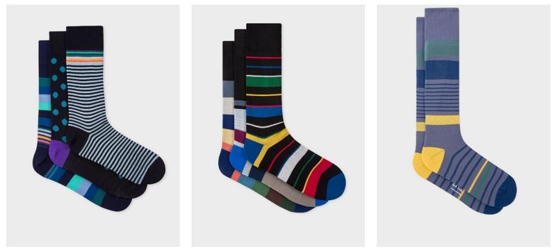 paul smith socks 2019