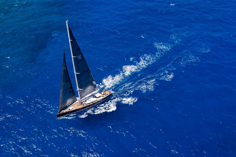 perini navi group sails