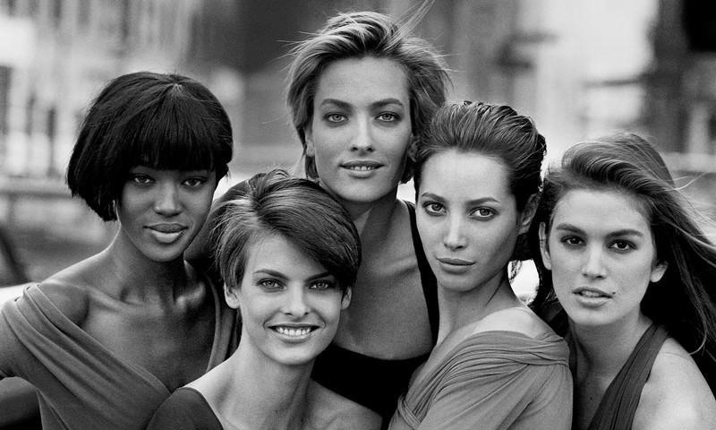 peter lindbergh the birth of supermodels