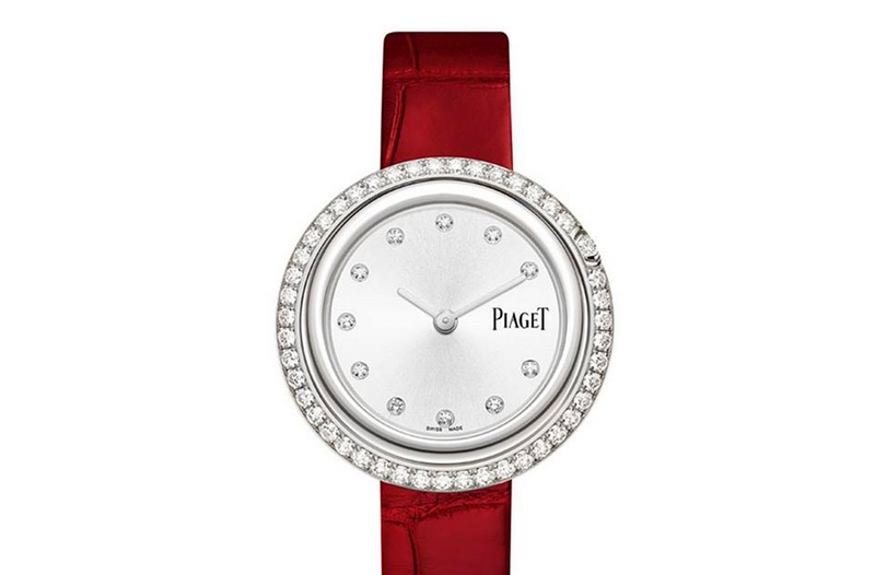 piate possession watch in red
