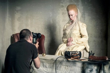 Pirelli's all-black calendar: 'Any girl should be able to have their own fairytale'