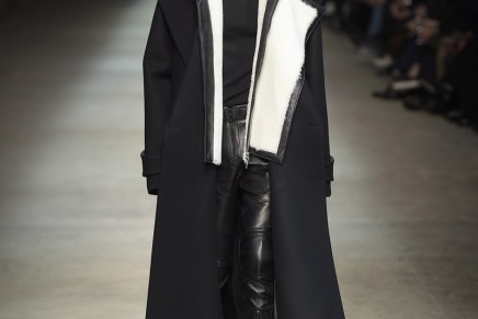 """""""Street tailoring"""" crossed with classical references at Juun.J, the menswear guest designer at Pitti Uomo 89"""