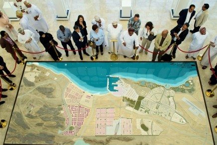 'Five years ago there was nothing': inside Duqm, the city rising from the sand