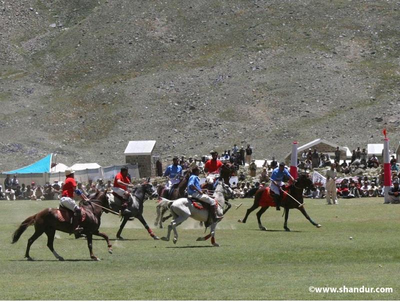 polo festival at high altitude