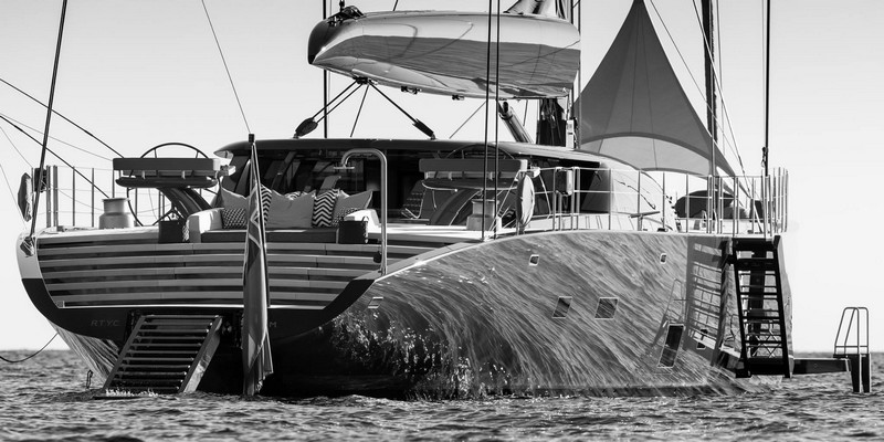 powerful performance sloop and multiple award winning NGONI sailing yacht