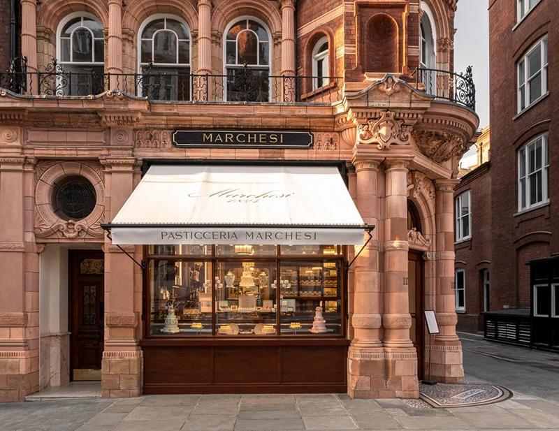 prada Pastry Shop London