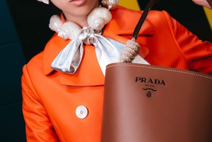 Prada relegates fashion in favour of clothes