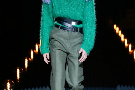 Frankenstein-theme gets to heart of Prada's menswear message