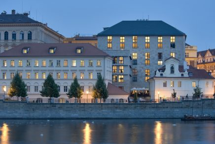 More space and privacy during a Prague getaway – riverside luxury villa, boat ride, vitality pool and more