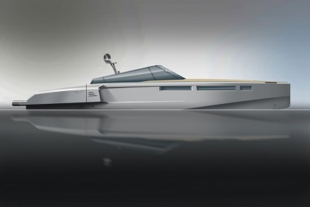 Evo R6 – a 18 meters yacht that opens up new horizons in the yachting world