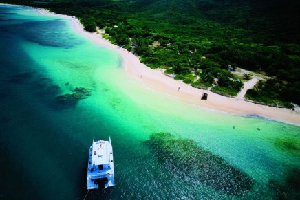 Puerto Rico on the map as a leading luxury Caribbean yachting destination