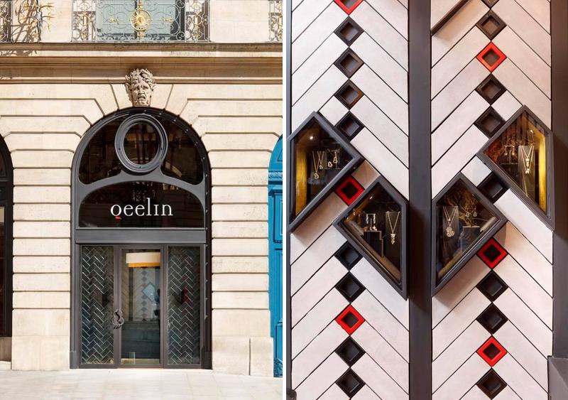 qeelin place vendome paris boutique opening 2019