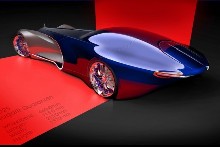 These are the winners of the 18th Michelin Challenge Design – Concours d'Elegance 2050 – Future Classic