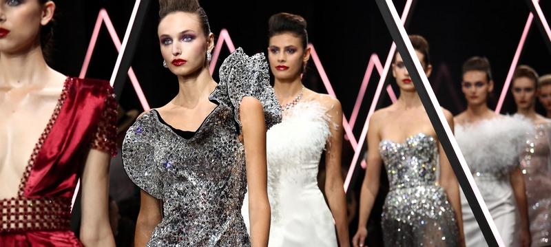 ralph & russo AW2018-2019-fashion show