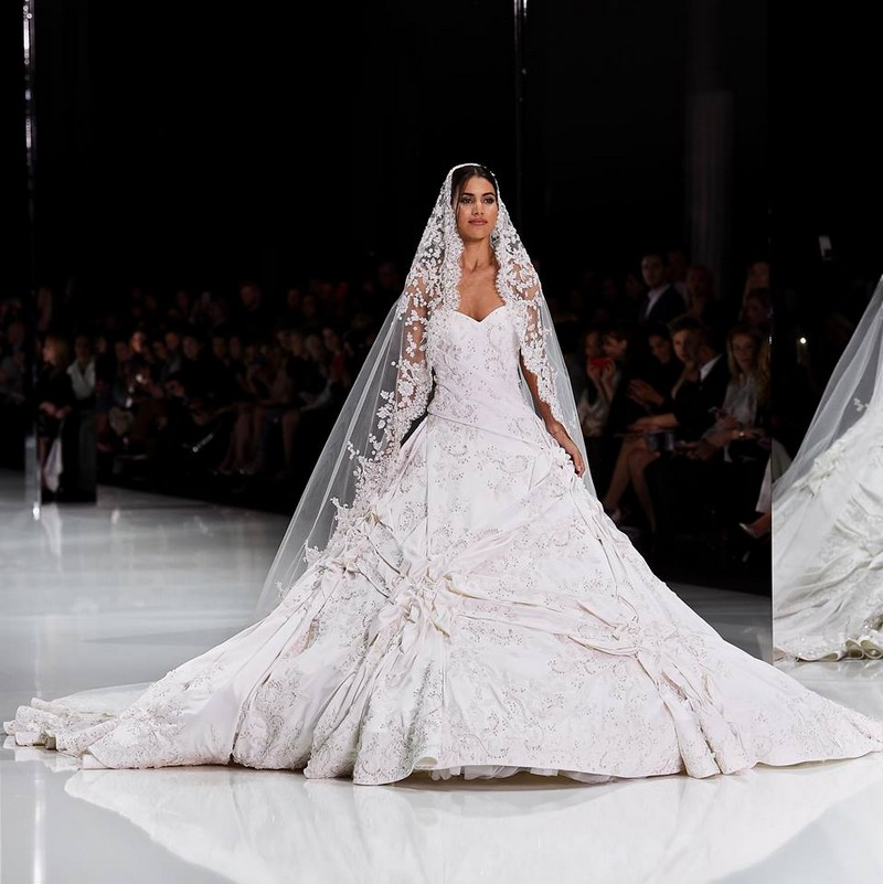 ralph & russo spring summer ready-to-wear collection 2018