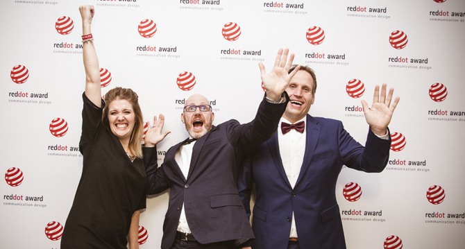red dot design awards gala ceremony-