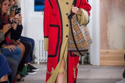 Burberry blames falling sales in UK and Europe on stronger currencies
