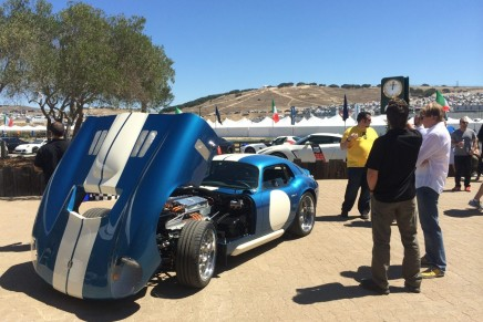 Groundbreaking Renovo Coupe production prototype – the first all-electric American supercar