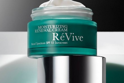 Shiseido group sold its luxury skincare brand RéVive