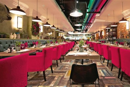 London's restaurants: a grotesque display of opulence