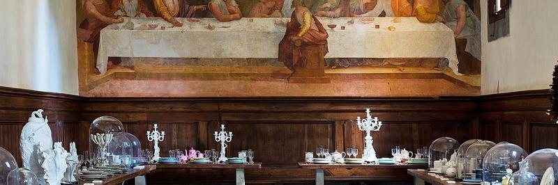 richard ginori - Refectorium – the art of conviviality in the Richard Ginori tradition-2017 exhibition