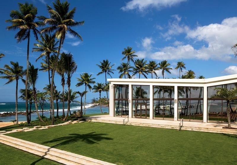 ritz carlton dorado beach renovated-architecture