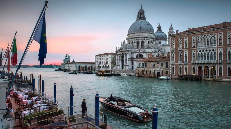 riva experience in Venice -