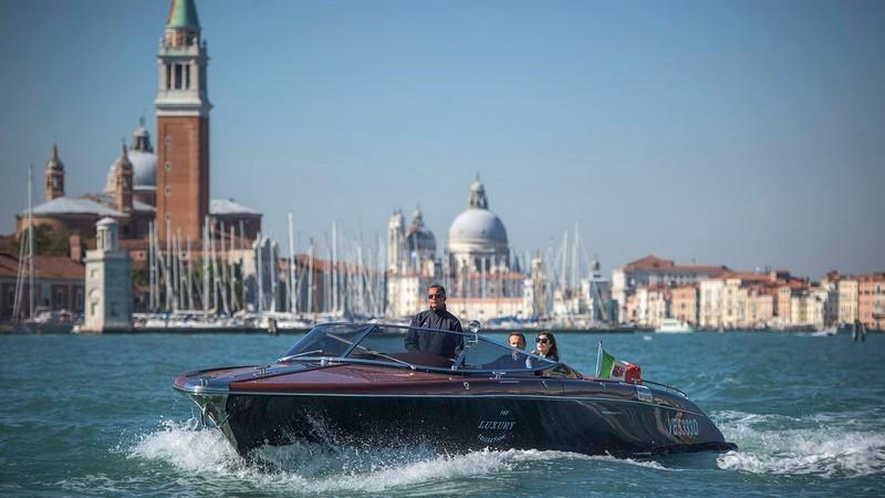 riva experience in Venice 2015