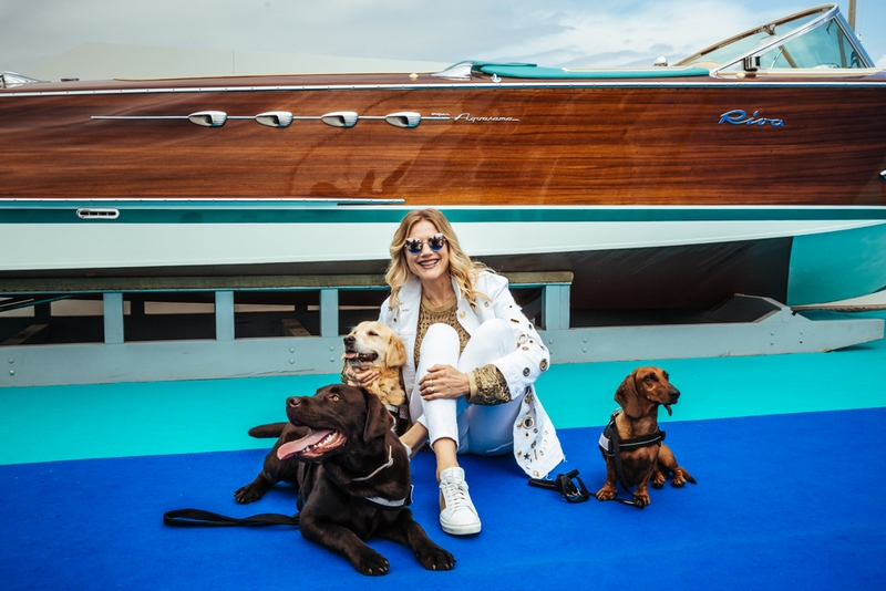 riva yachts - versilia yachting rendez-vous 2017 - first day of the luxury yachting show Italy -