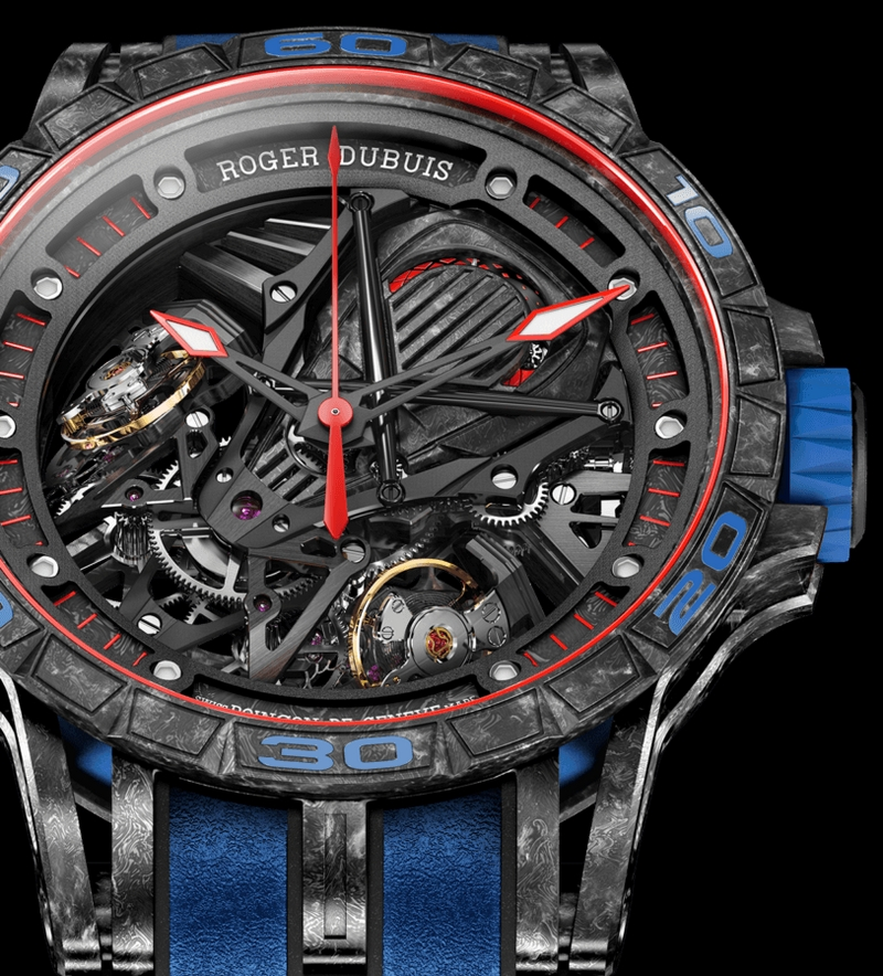 roger dubuis Excalibur Aventador S watch