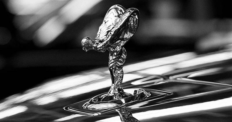 rolls-royce motor car