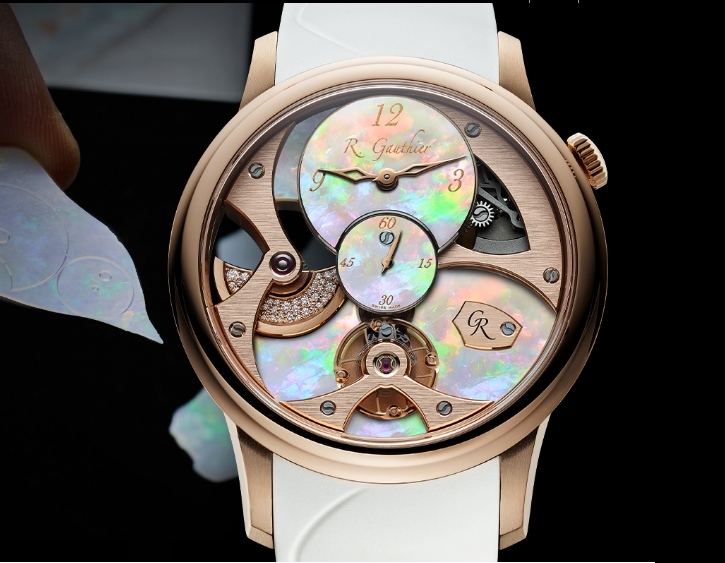 romain gauthier insight micro rotor lady 2019 SIHH
