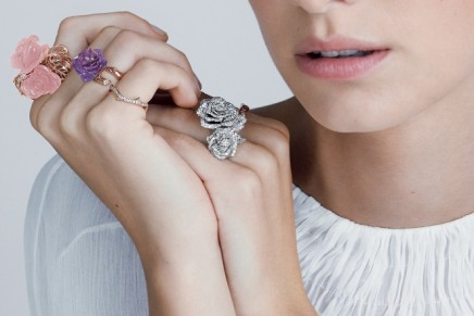 It's Haute Joaillerie time. Sylvan escapism with La Rose Dior and Archi Dior