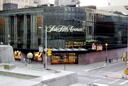 How New York's department stores are fighting back against e-commerce