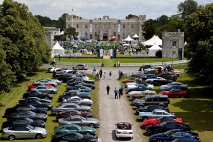 A stunning line-up at Salon Privé 2014