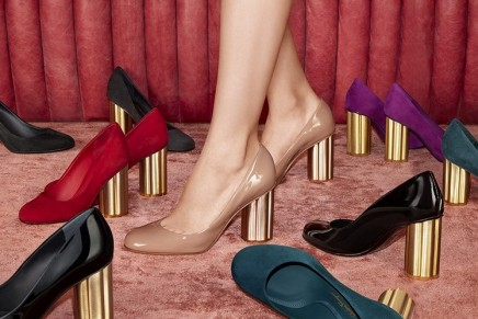 Amo Ferragamo: Like falling in love all over again