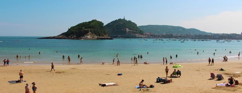 san sebastian tourism-