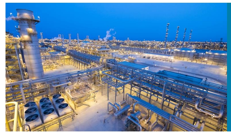 saudiaramco Wasit – the master gas system