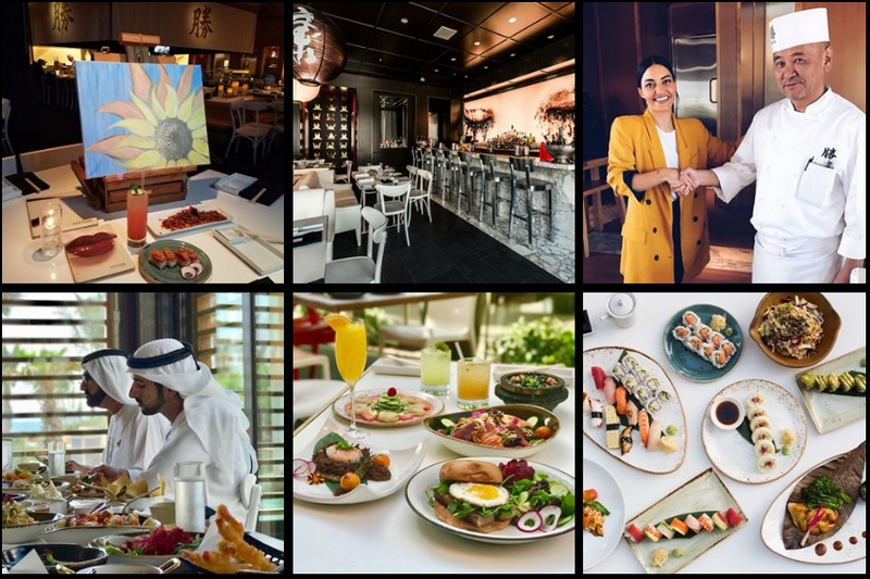 sbe katsua unveiled its highly-anticipated Dubai Restaurant 2017