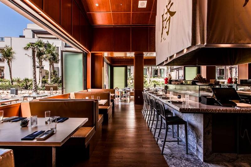 sbe katsua unveiled its highly-anticipated Dubai Restaurant