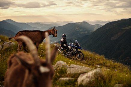 Spontaneous motorcycle riding pleasure via this new rental platform