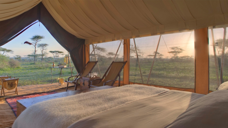 serengeti tents tanzania