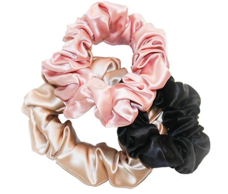 silk crunchies