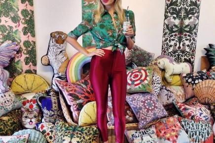 The joy of textiles: Britain's new fabric designers