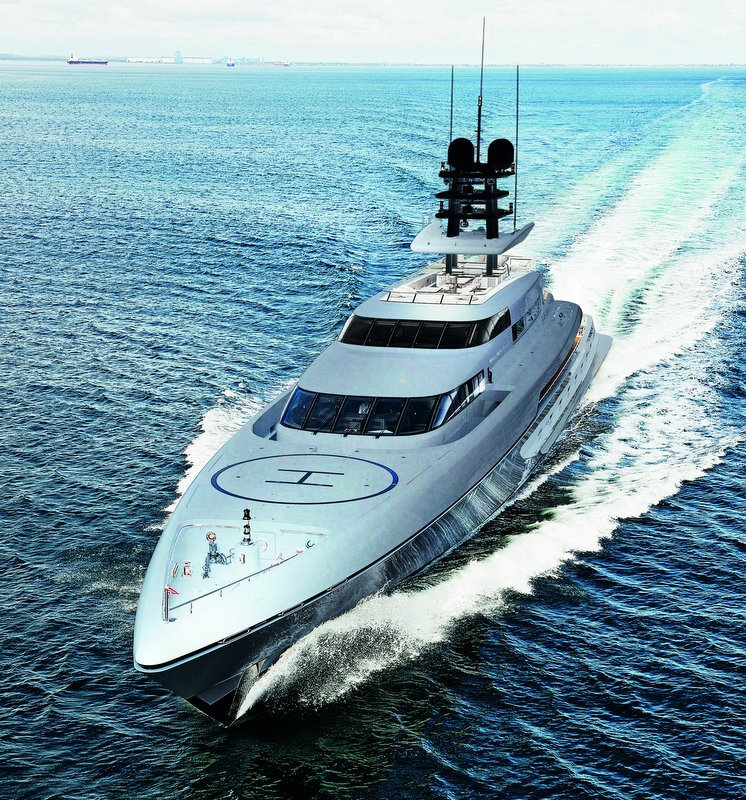 Best Motor Yachts For World Travel