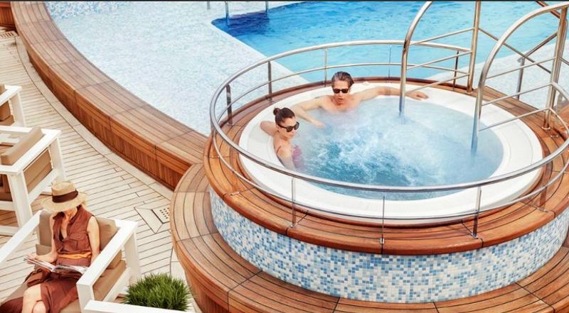 silversea luxury cruise ship Silver Muse