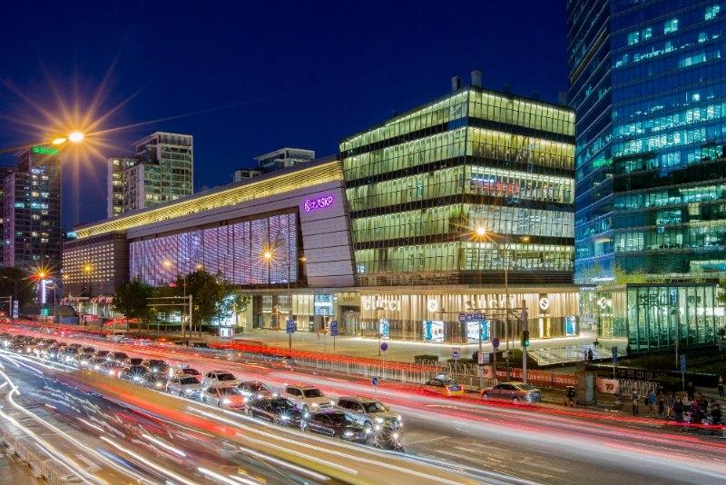skp luxury department store